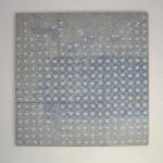 Ryan Livingstone Contemporary Canadian Artists Toronto New Brunswick New Jersey Perception Shift Crow Wax Encaustic Painting Quilt